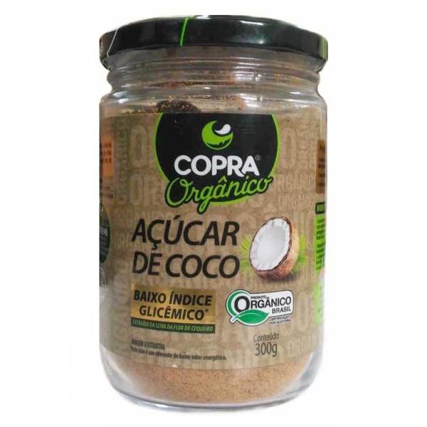 Açúcar de Coco Orgânico 300g