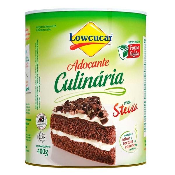 Adoçante Culinária com Stevia 400g
