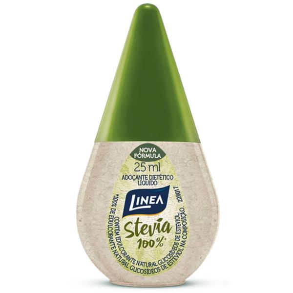 Adoçante Dietético Stévia 100% 25ml