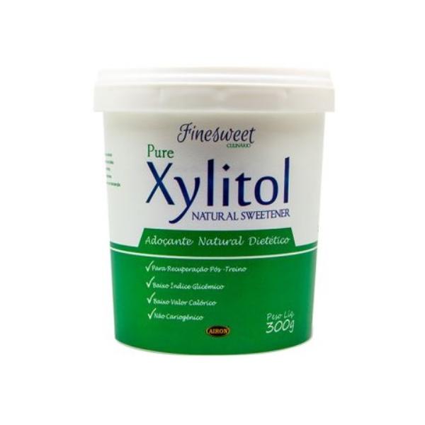 Pure Xylitol Adoçante Natural Dietético 300g