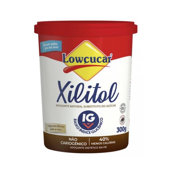 Adoçante Natural Xilitol 300g