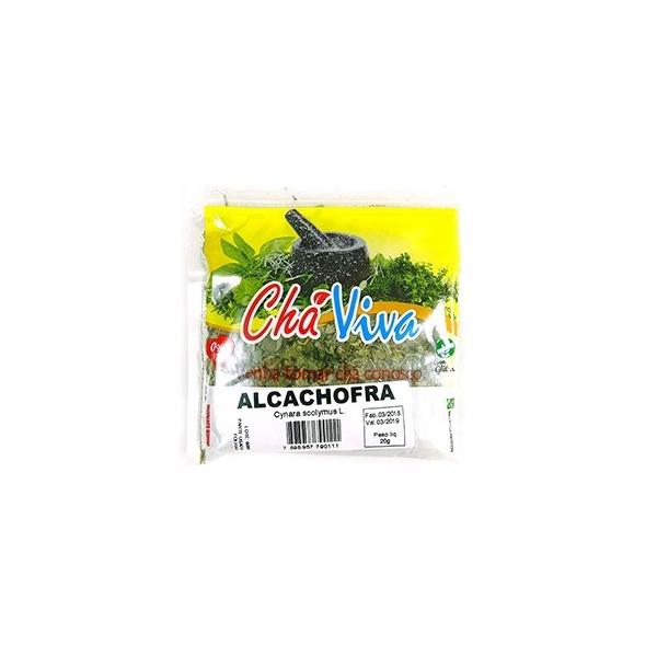 Alcachofra Chá Viva 20g