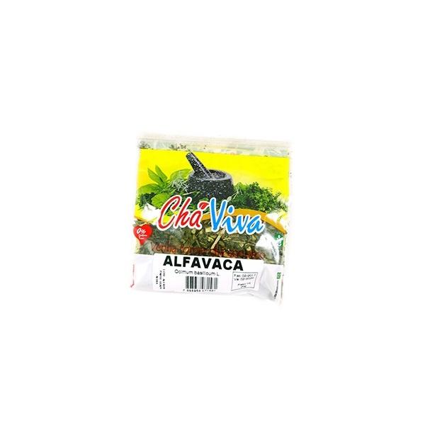 Alfavaca Chá Viva 20g