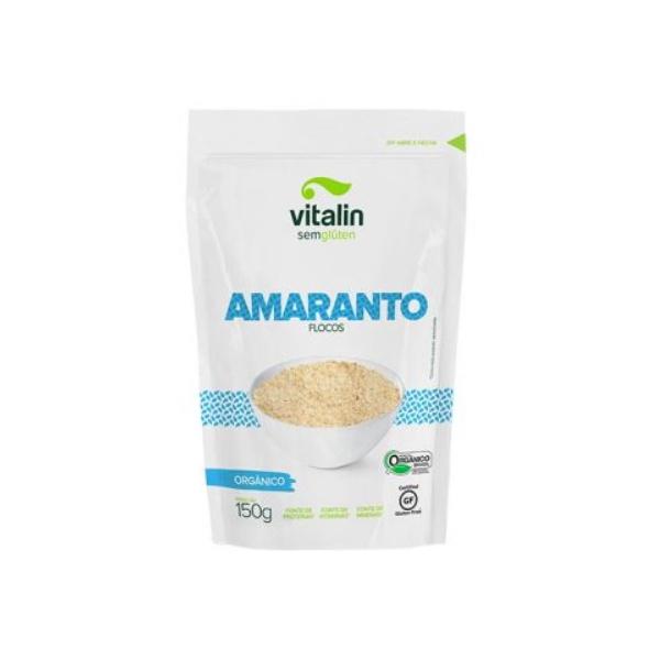 Amaranto em Flocos Orgânico 150G