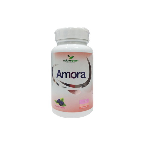 Amora 60 cápsulasx300mg