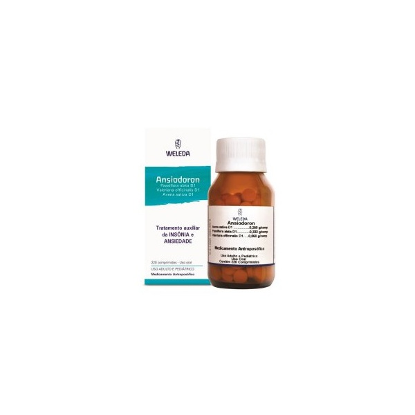 Ansiodoron 220 comprimidos