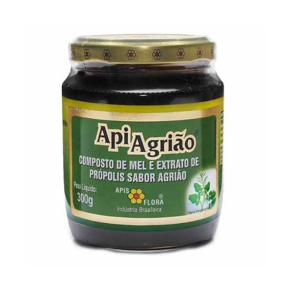 Apiagrião Mel Própolis e Agrião 300g