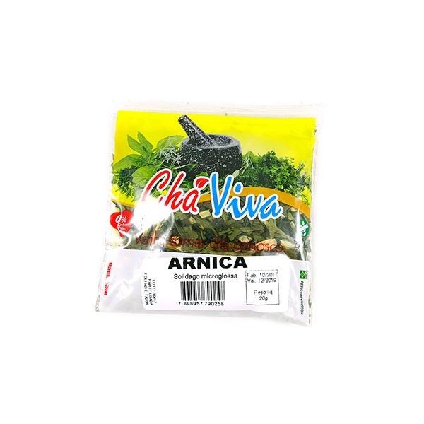 Arnica Chá Viva 20g