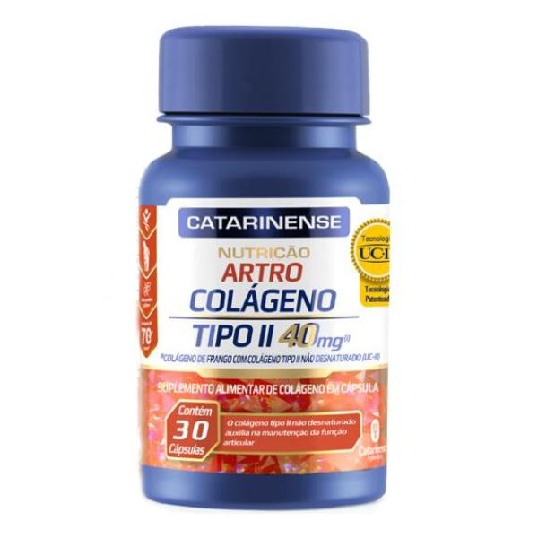 Colágeno Tipo II UC II Artro 30 Cápsulas