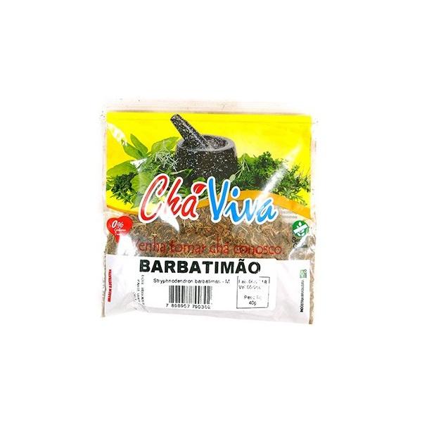 Barbatimão Chá Viva 40g
