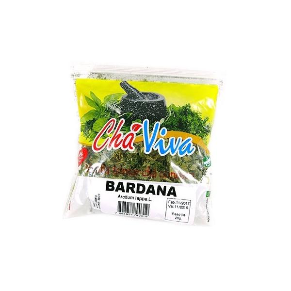 Bardana Chá Viva 20g
