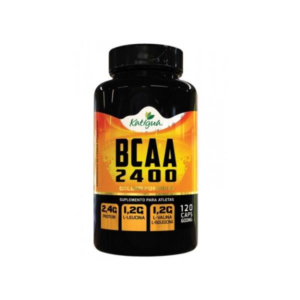 BCAA 120caps x 600mg