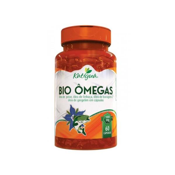 Bio Omegas 60 x 1000mg