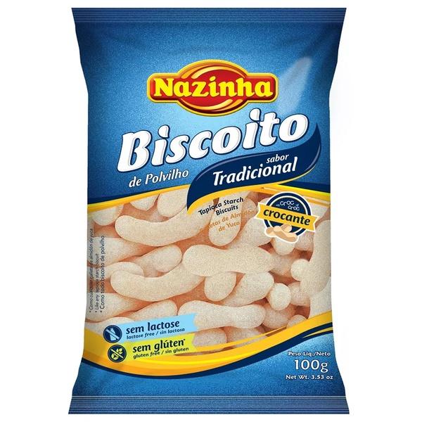 Biscoito Polvilho Tradicional 100g