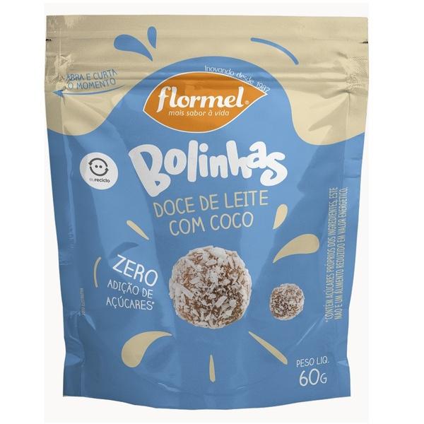 Bolinha Doce de Leite com Coco 60g