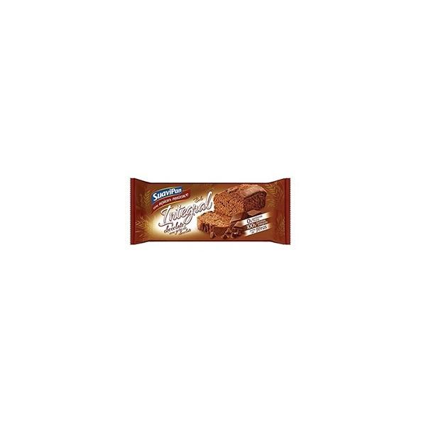 Bolo Integral Chocolate com Gotas de Chocolate 250g