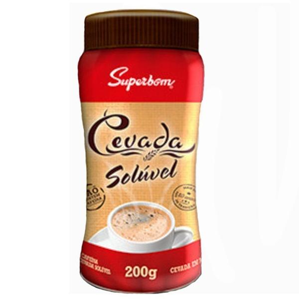 Café de Cevada Solúvel Sem Açúcar 200g