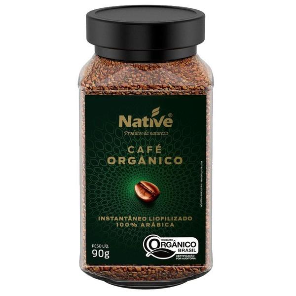 Café Orgânico Liofilizado 90g