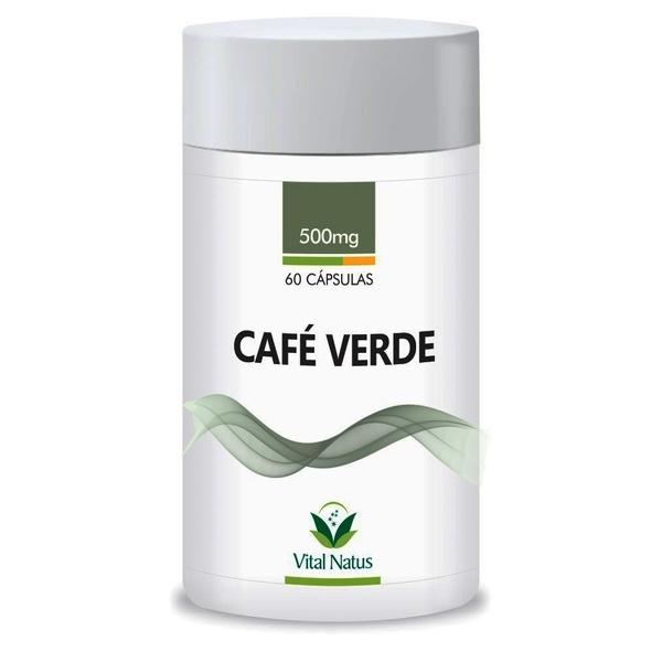 Café Verde 60 cápsulas x 500mg