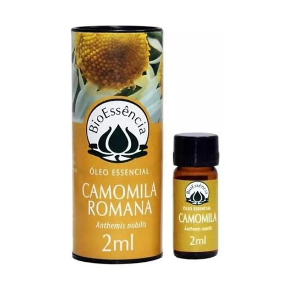 Óleo Essencial Camomila Romana 2ml