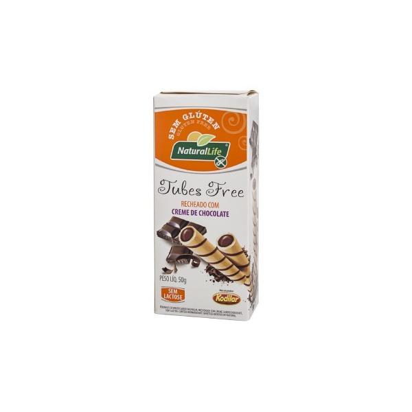 Tubes Free Creme de Chocolate 50g