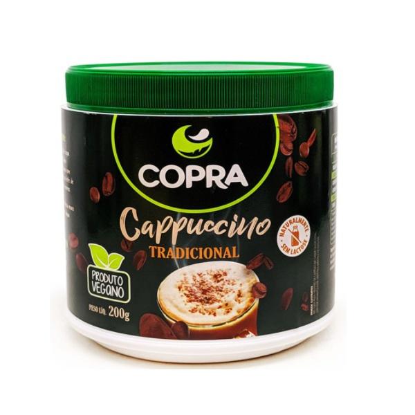 Cappuccino Tradicional Com Leite de Coco 200g