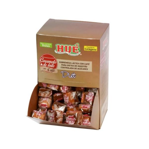 Caramelo de Leite Com Café Diet 700g