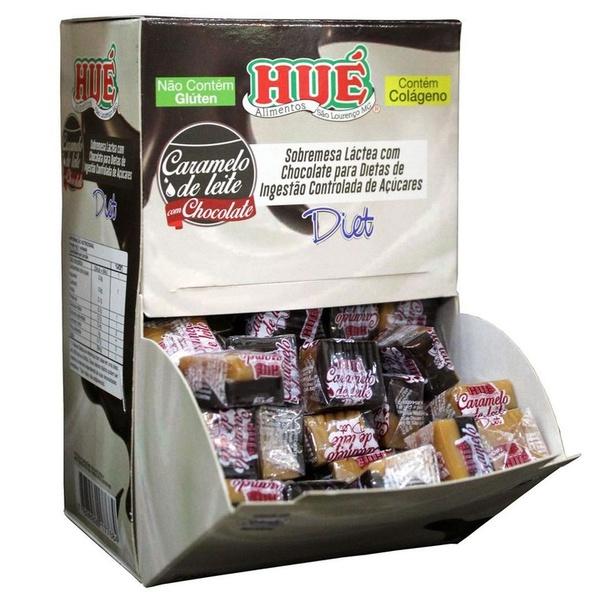 Caramelo de Leite Com Chocolate Diet 700g
