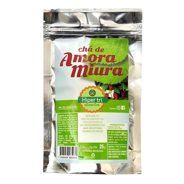 Chá de Amora Miura 25g