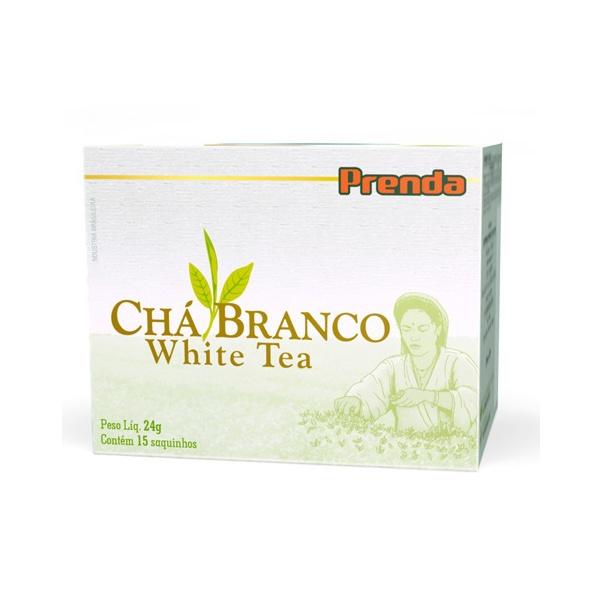 Chá Branco Sachê 10x1,6g