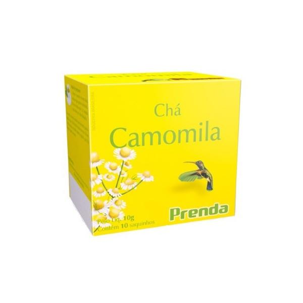 Chá Camomila 10sachês x 1g