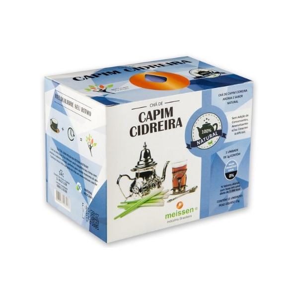 Chá de Capim Cidreira display 15x1g