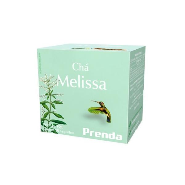 Chá Melissa 10sachês x 1g