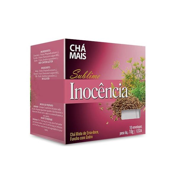 Chá Misto Sublime Inocência Sachês 10x1g