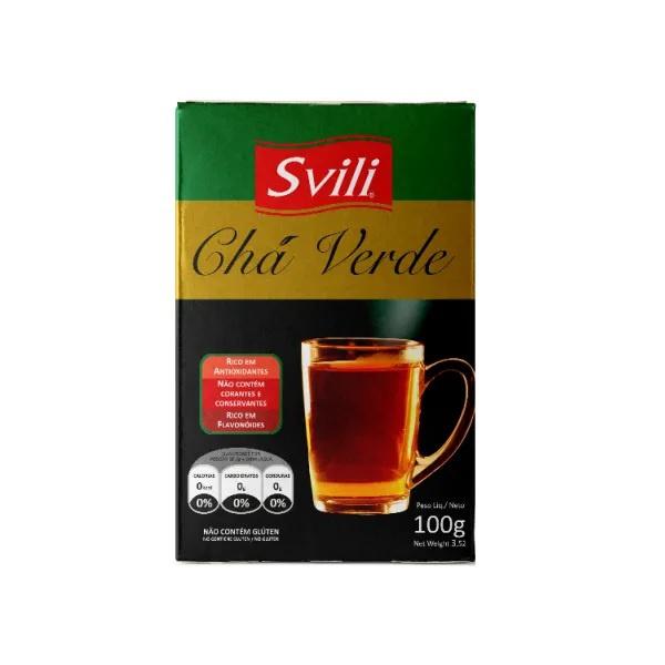 Chá Verde Ban-Chá 100g