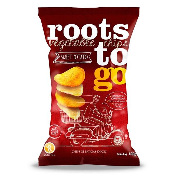 Chips de Batata-Doce 100g