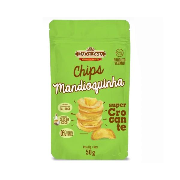 Chips de Mandioquinha 50g