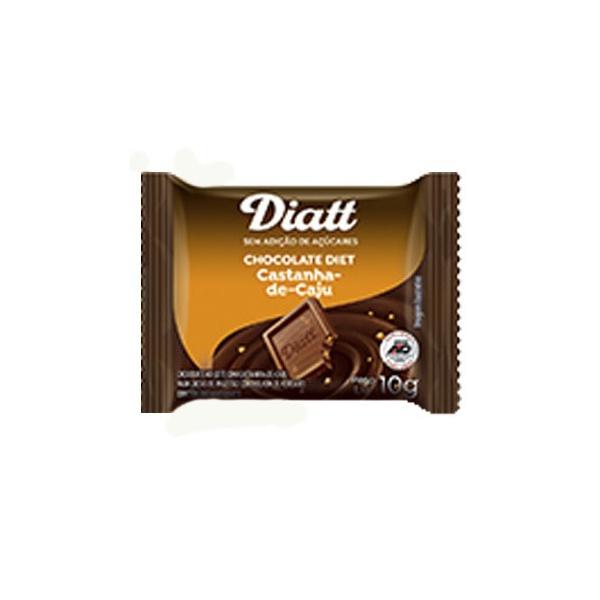 Chocolate Diet Castanha de Caju Display 15x10g