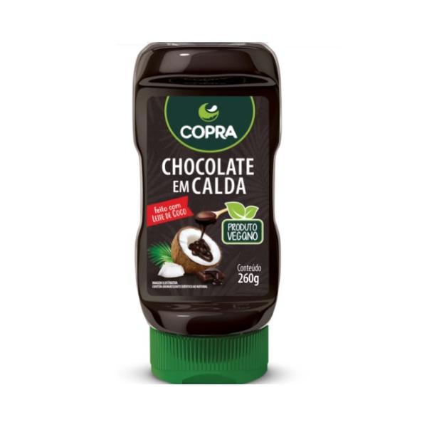 Chocolate em Calda Veg 260g