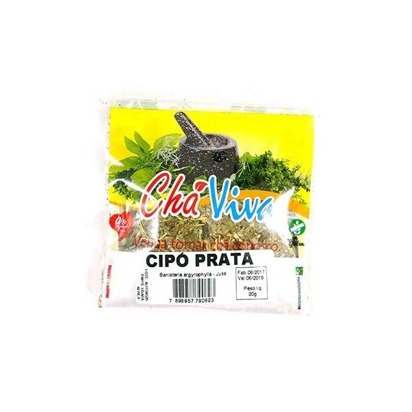 Cipó Prata Chá Viva 20g