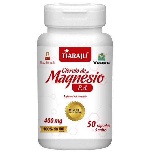Cloreto de Magnésio P.A. 50 cápsulas x 650mg