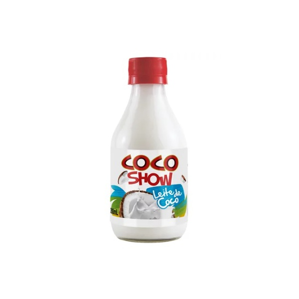 Coco Show Leite de Coco 200ml