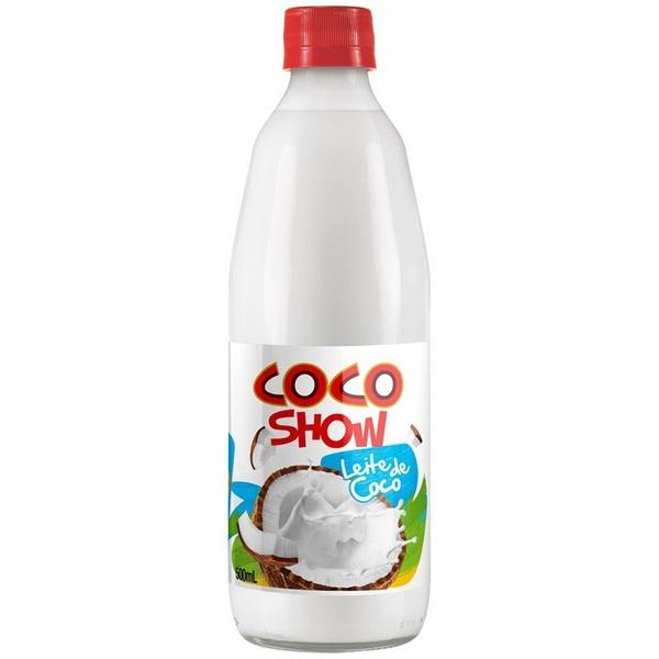 Coco Show Leite de Coco 500ml