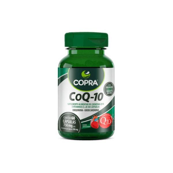 Coenzima Q-10 60x750mg