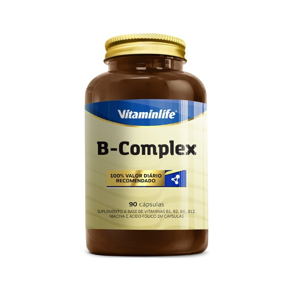 Complexo B 90caps