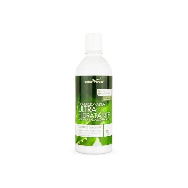 Condicionador Ultra Hidratante Aloe Vera e Algas Marinhas 500ml
