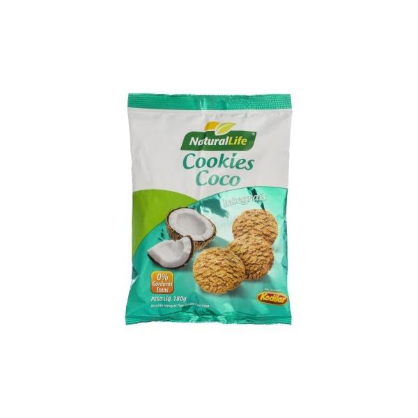 Cookies Integral de Coco 180g