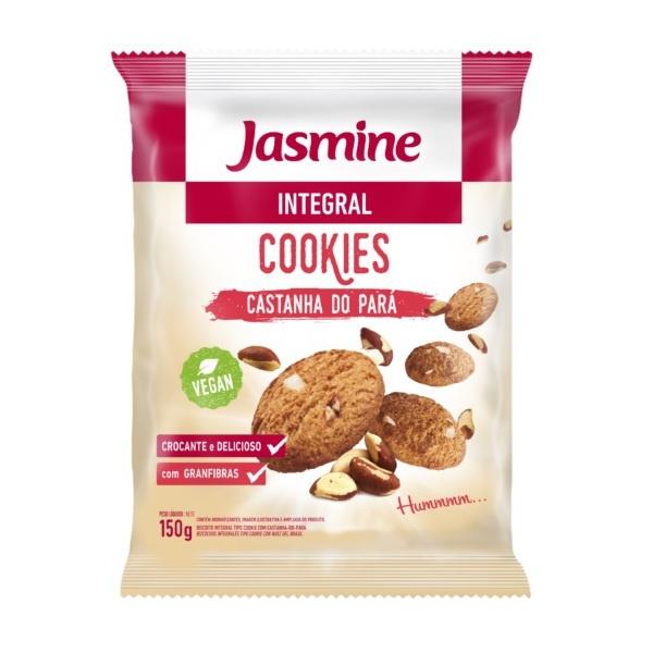 Cookies Integral Castanha do Pará Vegan 150g