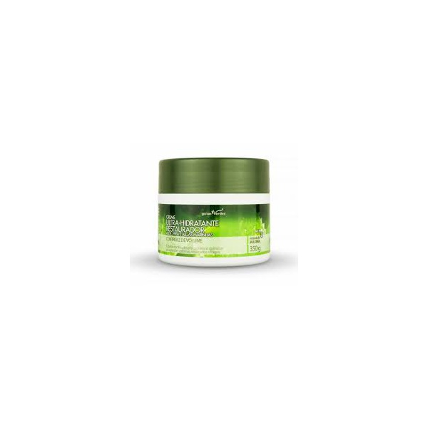 Creme Ultra-Hidratante Restaurador Aloe Vera e Algas Marinhas 350g