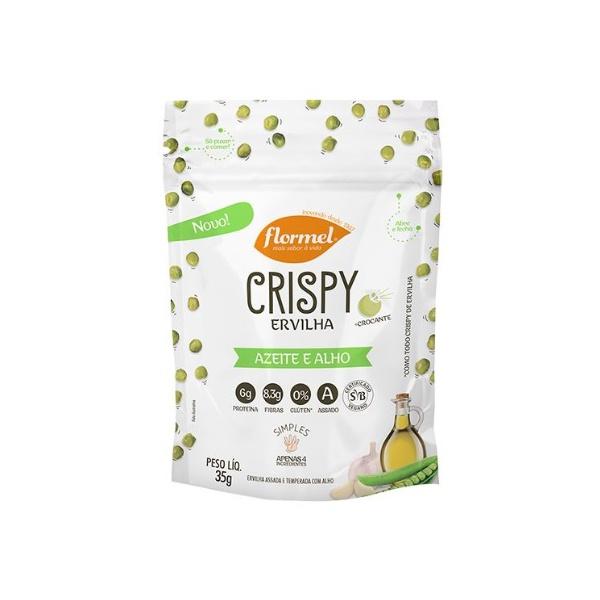 Crispy Ervilha/Azeite/Alho Veg Display 8x35g
